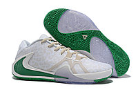"Баскетбольные кроссовки Nike Zoom Freak 1 ""White-Green"" from Giannis Adetokunbo"