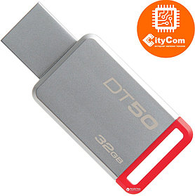 USB Флеш 32GB 3.0 Kingston DT50/32GB металл