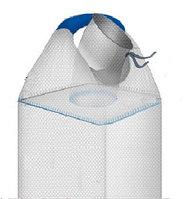 Мешок (биг-бэг) 95х95х140, 1 стропа, плотность 140г/м2, с загрузочным люком