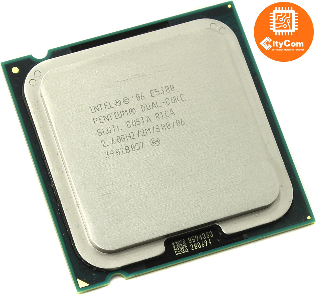 CPU Intel Dual Core E2140 1.6GHz, 1Mb, 800MHz, oem