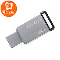 USB Флеш 128GB 3.0 Kingston DT50/128GB металл