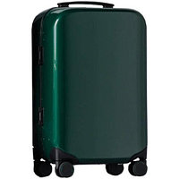 Xiaomi 90FUN Aluminum Smart Unlock Suitcase 20'' - Black Green сумка для ноутбука (6970055346412)