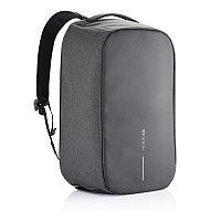 Рюкзак Bobby Duffle с защитой от карманников, черный, черный, Длина 31 см., ширина 19 см., высота 57 см., P705.271