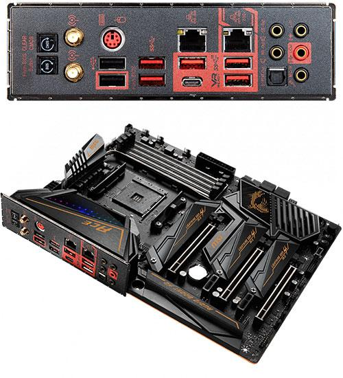 Материнская плата MSI MEG X570 ACE MB Socket AM4, ATX, AMD X570 (SB, GNIC) 4DDR4, 3PCIx16, 2PCIx1, 3xM.2