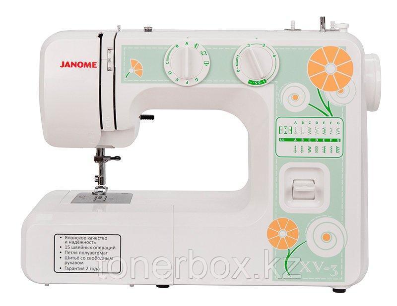 Швейная машинка JANOME XV-3