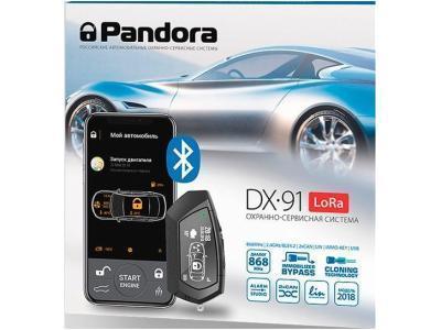 Сигнализация Pandora DX 91 LoRa v.2, фото 2