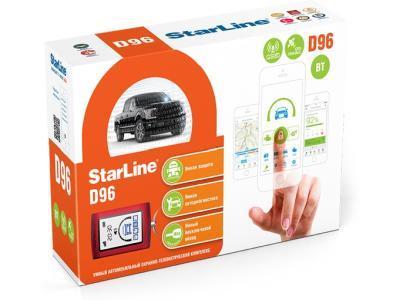 Автосигнализация StarLine D96 BT GSM-GPS