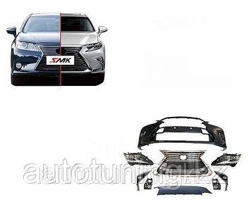 Рестайлинг комплект на Lexus ES250/350 2013-2015 под 2016-2018 год