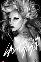 Фотопостер LADY GAGA MUSIC — LADY GAGA, 61х91,5 см, LP 1450