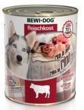 Bewi Dog rind 800г из говядины Консервы влажный корм для собак