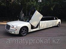 Аренда/прокат лимузина Chrysler 300C (Крайслер)