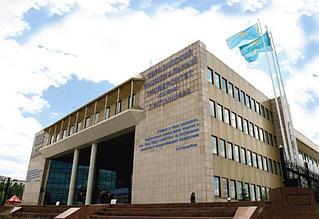 Освещение Евразийского Национального Университета им. Л.Н.Гумилева 1