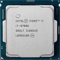 Процессор CPU Intel Core i7 9700K 3,6GHz (4,9GHz) 12Mb 8/8 Core Coffe Lake Tray 95W FCLGA1151