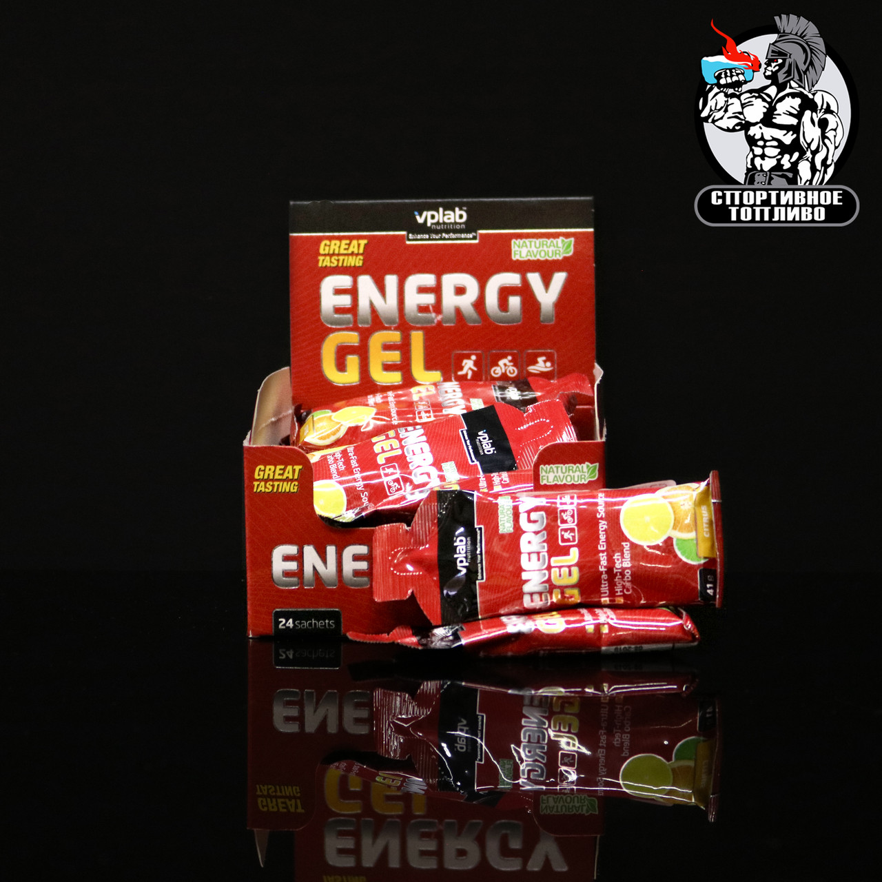 VPLab - Energy Gel 41гр/1шт