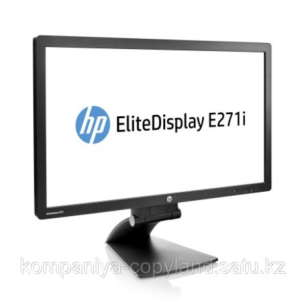 "Монитор 27 HP EliteDisplay E271i (D7Z72AA) - ТОО ""Компания Сopyland"" в Алматы"