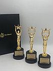 Статуэтка «Оскар» из металла, фото 2