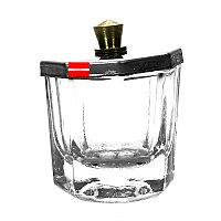 Стакан  (с крышкой), стеклянный