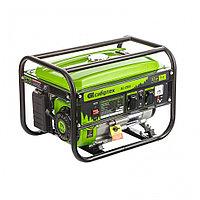 Генератор бензиновый БС-2500, 2,2 кВт, 230В, 4-х такт., 15 л, ручной стартер// Сибртех 94542