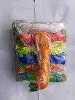 Веревки бельевые цветные 15 м