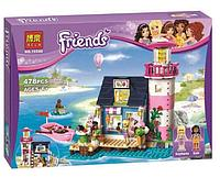 Конструктор Bela Friends Маяк 10540 (Аналог лего Lego Friends 41094) 478 дет, фото 1