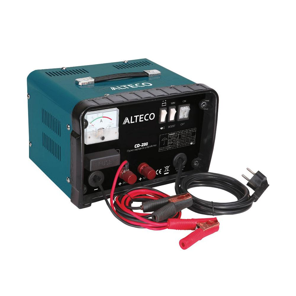 Пуско-зарядное устройство -  ALTECO CD-230