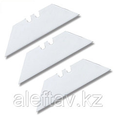 Blade for knife, 10pcs, plastic box 30010 / Лезвие ножа, 10шт, пласт. кор. 30010