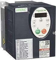 Преобразователь частоты Altivar ATV212HU22N4, 3-фазный, 380-480В,2,2 кВт,IP21