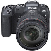 Canon EOS RP kit EF 24-105mm f/3.5-5.6 IS STM +Mount Adapter EF-EOS R