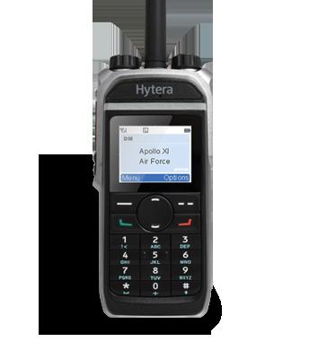 Цифровая носимая радиостанция Hytera PD-665, фото 2