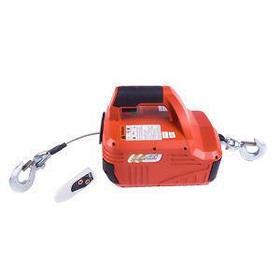 Лебедка электрическая переносная TOR SQ-02 450 кг 4,6 м 220 В с пультом