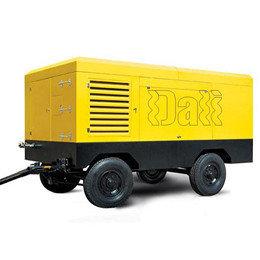 Передвижной дизельный винтовой компрессор DLCY-6/7, SKY126MM-A