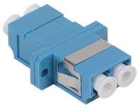 ITK FC1-LCULCU4C-SM  Проходной адаптер LC-LC, (SM/MM), UPC, (Quadro)