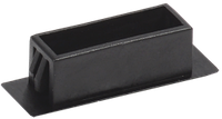 ITK FOBX-Z-SCDX Заглушка SC duplex пластик (черный)