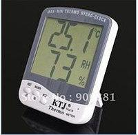 Термометр, гигрометр, часы, будильник TA-218