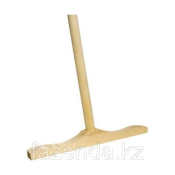 Швабра деревянная 30см Высший сорт