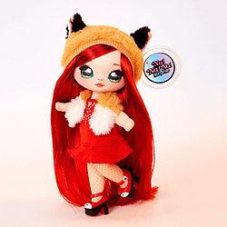 NA! Na! Na! Surprise - мягкие куклы с животным-помпоном-сумочкой от MGA