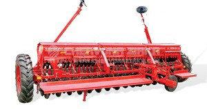 Сеялка зерновая СЗУ(СЗ) - 5,4 - 06 (прикатывающие колеса), фото 2