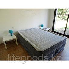 Двуспальная надувная кровать со встроенным насосом, Intex 64418, фото 2