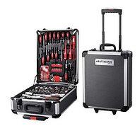 Набор инструментов в чемодане SWISS TOOLS [735 предметов] MG-1063