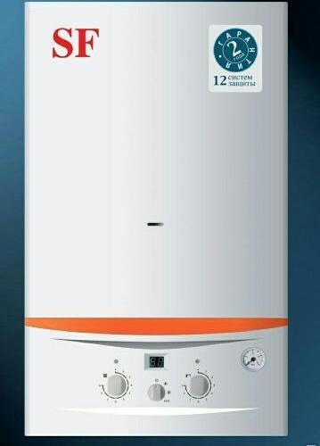 Котел газовый настенный SF Бриллиант 27 кВт