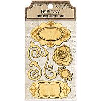 Декоративные деревянные украшения - Elegant