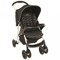 Коляска Mirage Plus (Black Zigzag) Graco, фото 1