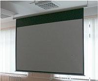 Установка экрана для проектора