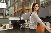 Компании продолжают игнорировать шум, как причину потери продуктивности - Plantronics