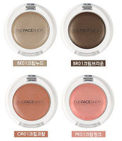 Тени одинарные кремовые OR01 Кремово-оранжевые - TFS SINGLE SHADOW CREAM OR01