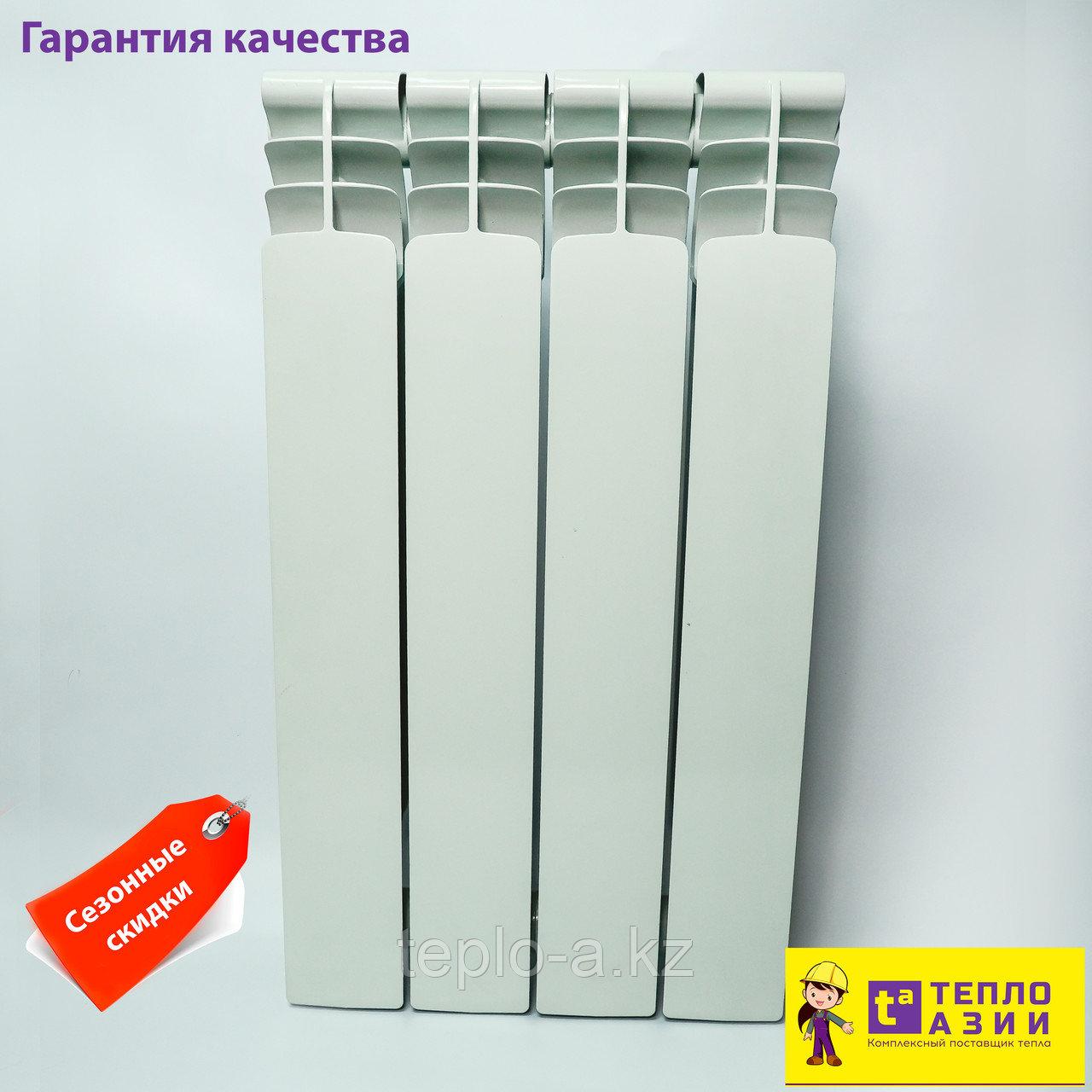 Радиатор алюм. PERFECT 500/100
