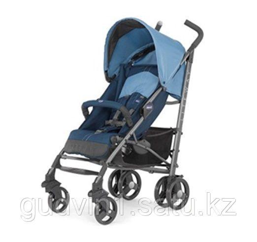 Chicco: Прогулочная коляска Lite Way Top Blue 903732
