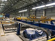 Цех по производству железнодорожных колес 3