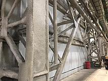 Цех по производству железнодорожных колес 5