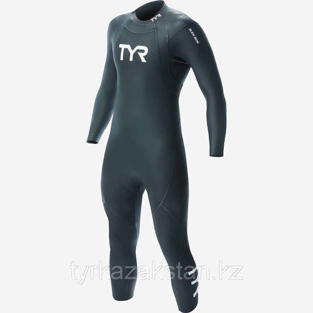 Гидрокостюм для триатлона мужской TYR Wetsuit Male Hurricane Cat 1